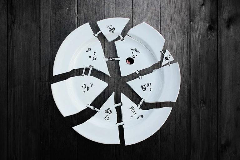 Инструкция по изготовлению «Счастливой Тарелки»
