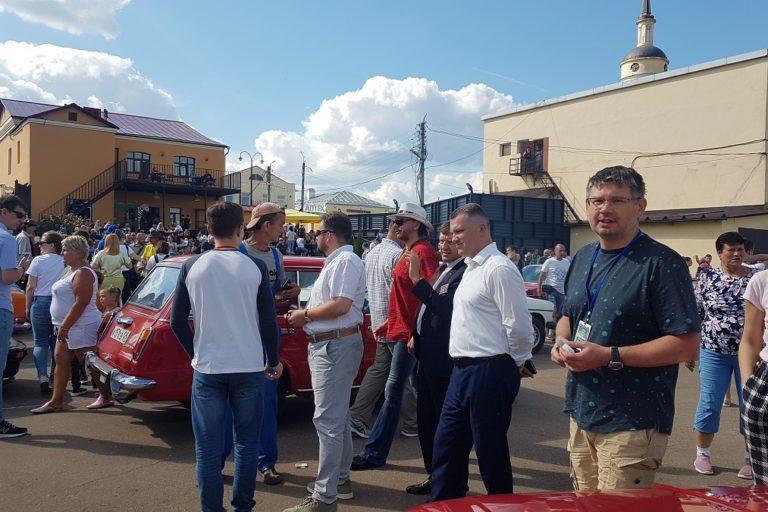 Самое счастливое место для Дня города во всем Боровске